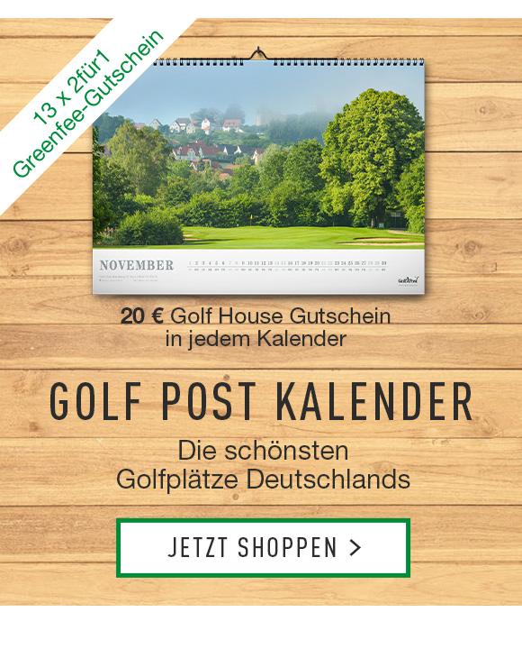 Golf Post Kalender